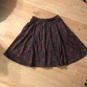 NWOT LulaRoe skirt